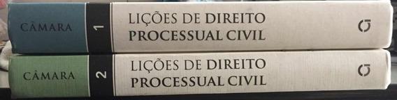 Lições De Direito Processual Civil 2 Volumes