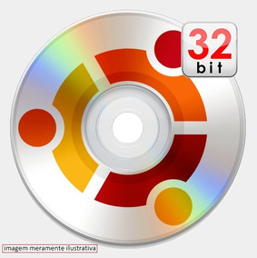 Live/cd Linux Ubuntu 16.04.6 Lts 32-bit (carta Registrada)