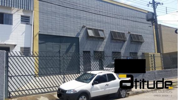 Galpão 500 M2 Industrial Em Jandira - 3307