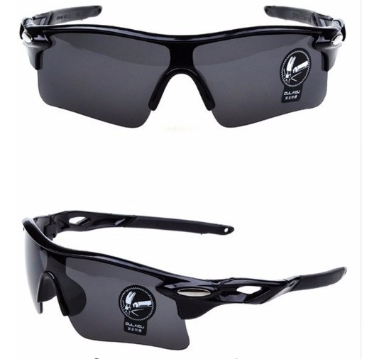 Óculos Esportes Radicais Proteção Raios Solares Case E Flane
