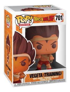 Funko Pop Animation Dbz Vegeta Training #701