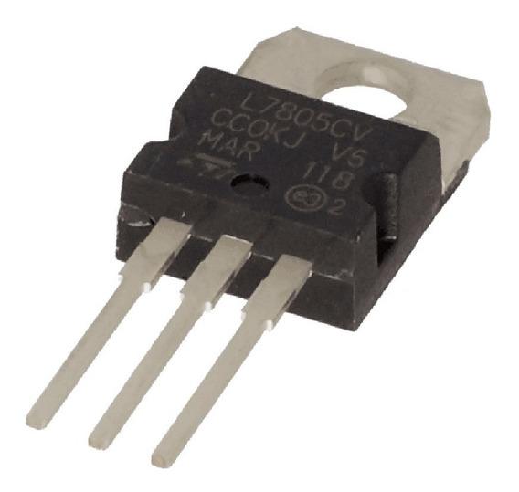 Regulador Tension 7805 5v 1.5a To220 Lm7805 Arduino Nubbeo