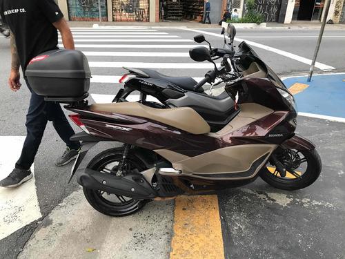 Imagem 1 de 8 de Honda Pcx 150 2018 Honda Pcx 150 2018