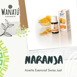 Aceite Esencial Naranja10ml Just