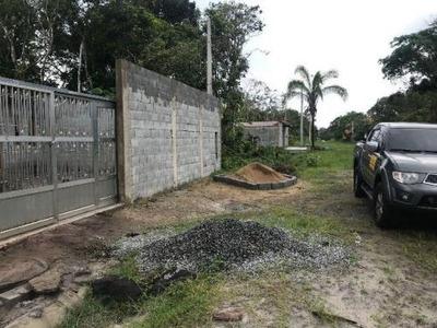 Vendo Terreno Lado Serra Em Itanhaém Litoral Sul De Sp