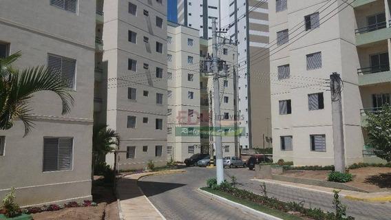 Apartamento Residencial À Venda, Parque Senhor Do Bonfim, Taubaté. - Ap0502