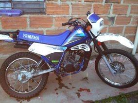 Yamaha Dt 175 Azul Especial De Envigado