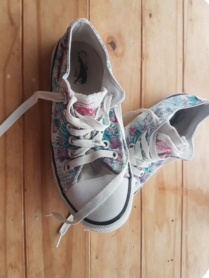 Zapatillas Estampadas
