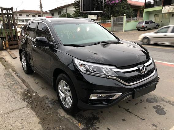 Sucata Honda Crv Exl 4wd 2016 Venda De Peças