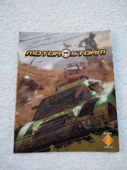 Manual Do Game Motor Storm Ps3 **** Leia