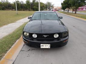Ford Mustang 4.6 Gt Euipado Piel At 2008