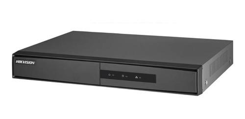 Imagen 1 de 8 de Dvr 16 Canales Hikvision Full Hd Lite P2p Qr Hikconect 7216hghi 1080lite