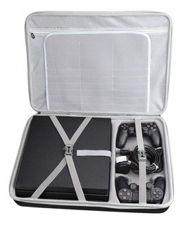Estuche Rígido Aproca, Adecuado Para Playstation 4 (ps4 Pro)