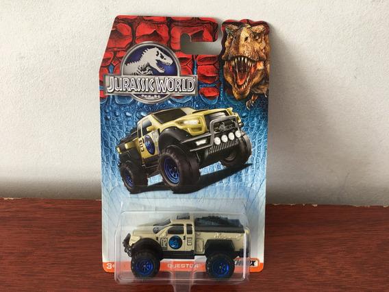 Mini Pickup Questor Da Matchbox Na Escala Prov. De 1/87