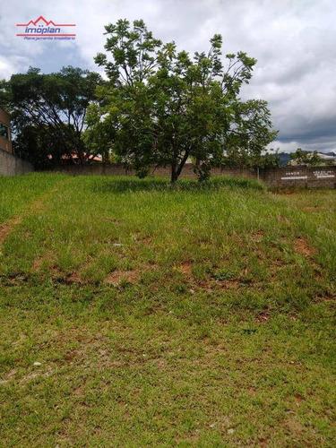 Terreno À Venda, 518 M² Por R$ 520.000,00 - Residencial Quadra Dos Principes - Atibaia/sp - Te1740