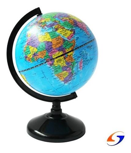 Imagen 1 de 3 de Globo Terraqueo Gloter Clasico 14cm. Serviciopapelero