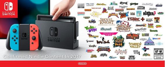 Nintendo Switch 310 Jogos Xci E Nsp Em Links Individuais