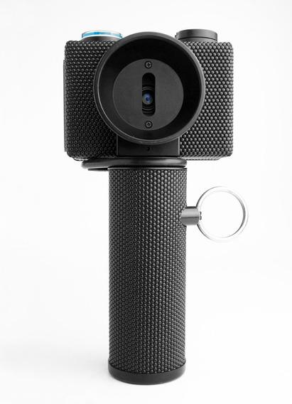 Câmera Panorâmica Rotativa Spinner 360º - Praticamente Nova