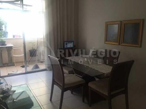 Imagem 1 de 18 de Apartamento À Venda, 2 Quartos, Copacabana - Rio De Janeiro/rj - 4089