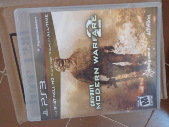 Call Of Duty Modern Warfare 2 Ps3 Original $25