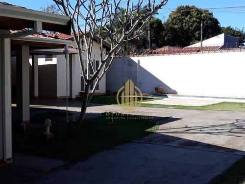 Imagem 1 de 20 de Chácara Com 3 Dormitórios À Venda, 1000 M² Por R$ 650.000,00 - Condomínio Portal Dos Ipês - Ribeirão Preto/sp - Ch0012