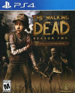The Walking Dead The Final Season Ps4 - Videojuegos en