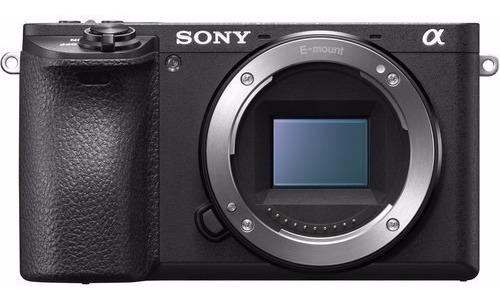Câmera Sony A6500 Leia O Anuncio