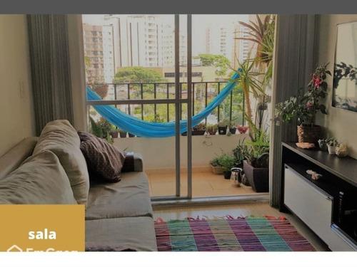 Imagem 1 de 10 de Apartamento À Venda Em São Paulo - 23372