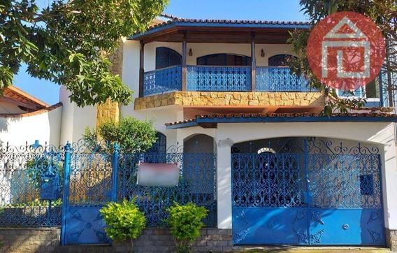 Sobrado Com 4 Dormitórios À Venda, 310 M² Por R$ 750.000 - Jardim Europa - Bragança Paulista/sp - So0042
