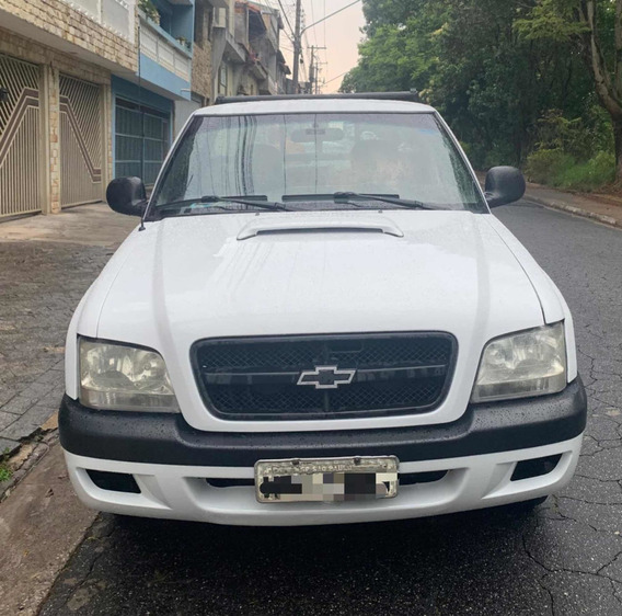 Chevrolet S10 2.8 Colina Cab. Simples 4x2 2p 2006