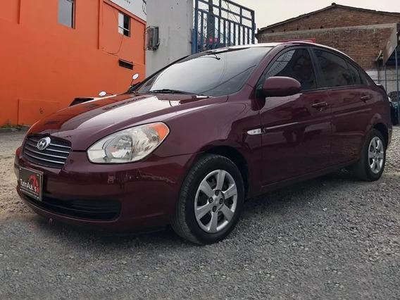 Hyundai Accent Visión 1.4 2008