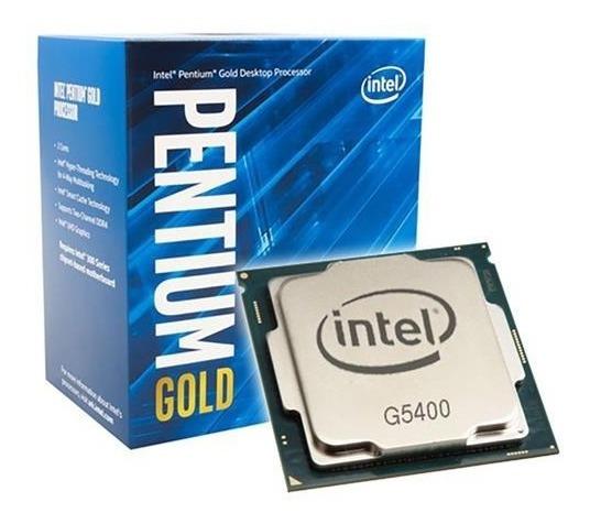 Processador Intel Pentium G5400 3.7ghz 4mb Lga 1151 - 8a.ger