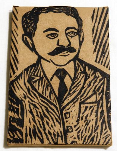Imagem 1 de 5 de Literatura De Cordel Em Caixa - Leandro Gomes De Barros -...
