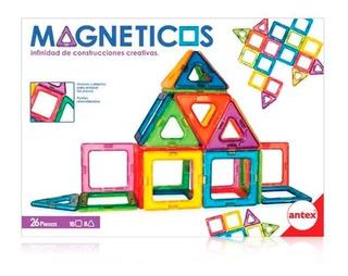 Juegos Magnéticos X 26 Piezas 1261