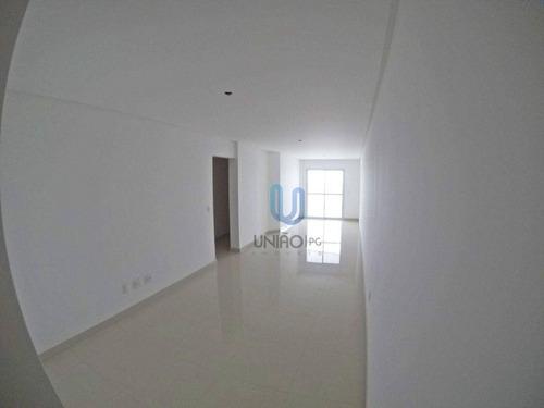 Imagem 1 de 28 de Apartamento Com 3 Dormitórios À Venda, 127 M² Por R$ 925.000,00 - Guilhermina - Praia Grande/sp - Ap0282