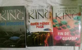 Mr. Mercedes, Quien Pierde Paga, Fin De Guardia S. King