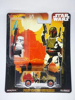 Star Wars Supervan Hot Wheels