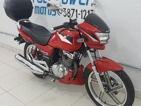 Suzuki Gsr 125s 2016/16 Vermelha