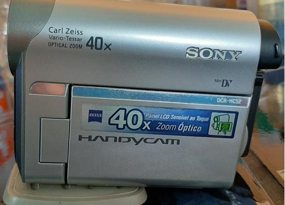 Camera Digital Sony 40xzoom Ótico Painel Lcd