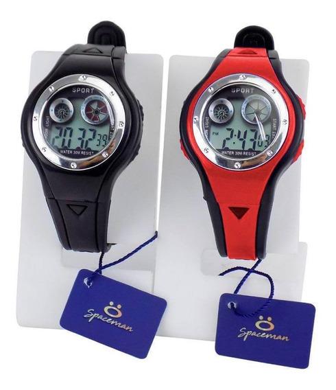 Kit 2 Relógios Infantil Digital Kids Ajustável 2ross