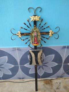Cruz Para Panteón Herreria N-118