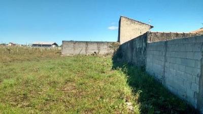 Terreno Com 442 M² No Cibratel 2 Em Itanhaém-sp - 5035/p