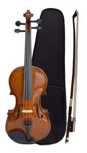 Violino 4/4 Dominante Especial Completo C/ Estojo Estudante