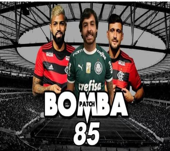 Futebol Bomba Patch 85 E Pes 2019 Ps2 Com 3 Jogos Promoção