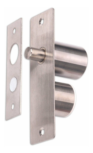 Cerradura Cerrojo Electrico Embutir 12v. Cc. Compacto Cm-800