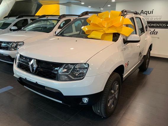 Renault Duster Placa Blanca Modelo 2020 Con Trabajo 0km