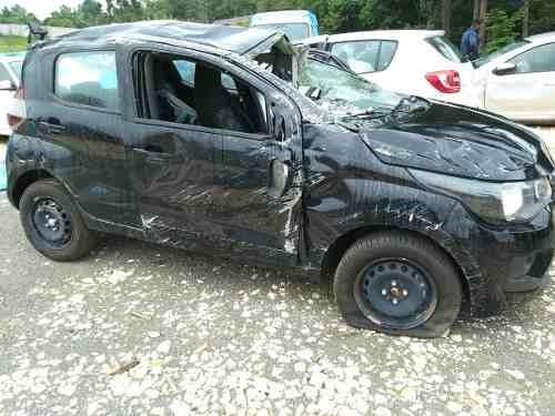 Sucata Fiat Mobi Drive 1.0 Retirada De Peças