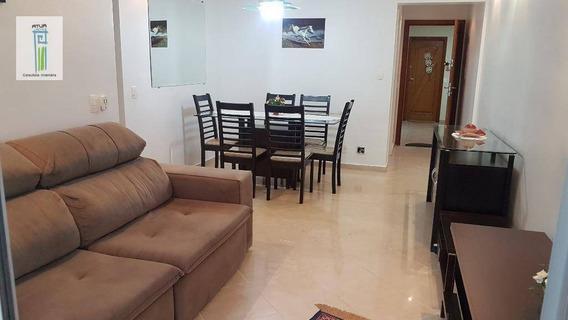 Apartamento Com 3 Dormitórios À Venda, 73 M² Por R$ 450.000 - Parque Mandaqui - São Paulo/sp - Ap0499