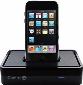 Sistema Automação Ethernet Control4 Dock Station Para iPod