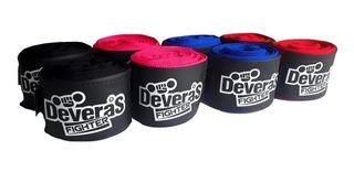 Bandagem Atadura Elástica Flexível Lutas De Combate Ufc Boxe